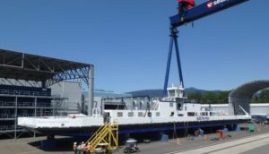Cable Ferry - BC Ferries - BNAC Environmental Solutions