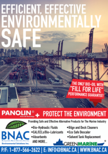 BNAC, Shipping, News, BC, BC Shipping News Magazine